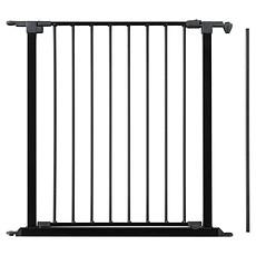 Achat Barrière de sécurité Extension Configure avec Portillon 72 cm - Noir