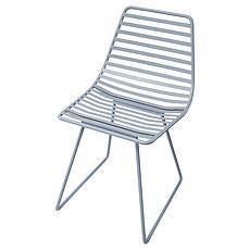 """Achat Table & Chaise Chaise en Métal """"Me-Sit"""" - Cloud Blue"""