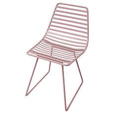 """Achat Table & Chaise Chaise en Métal """"Me-Sit"""" - Vintage Rose"""
