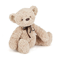 Achat Peluche Peluche Bertie Bear - 24 cm