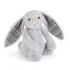 Achat Peluche Bashful blake bunny 36 cm