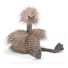 Achat Peluche Peluche Odette ostrich 49 cm