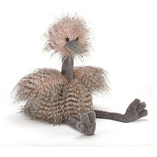 Achat Peluche Peluche Odette ostrich 70 cm