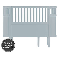 Achat Lit bébé Lit évolutif Sebra Bed - Bleu