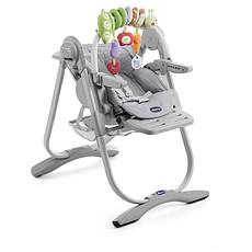 Achat Chaise haute Chaise Haute Polly Magic - Light Grey