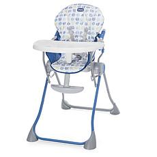 Achat Chaise haute Chaise Haute Pocket Meal - Bleu