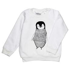 Achat Hauts bébé Sweat Percy the Penguin - 0/6 mois