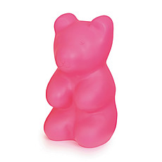 Achat Lampe à poser Lampe Jelly Ours (grand modèle) - Rose