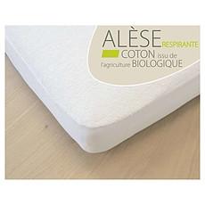 Achat Linge de lit Alèse en Coton Bio 70 x 140 cm