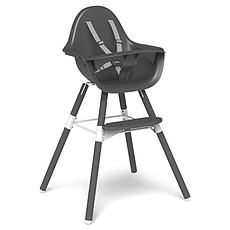 Achat Chaise haute Chaise-haute Evolu 2 - Gris