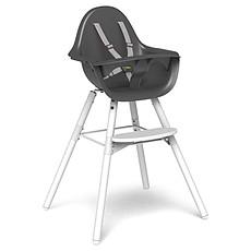 Achat Chaise haute Chaise-haute Evolu 2 - Gris/Blanc