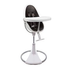 Achat Chaise haute Chaise-Haute Fresco Blanche + Assise Noire