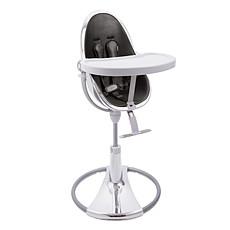 Achat Chaise haute Chaise-Haute Fresco Argent + Assise Noire