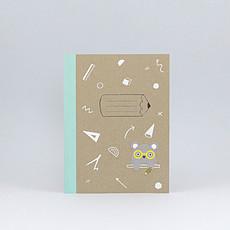 """Achat Livre & Carte Carnet de notes """"Math & Science"""""""