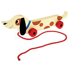 Achat Mes premiers jouets Charlie Chien Saucisse
