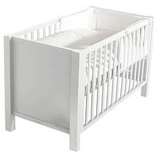 Achat Lit bébé Lit Bébé Marie-Sofie - Blanc