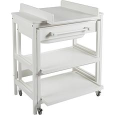Achat Table à langer Meuble de Bain Smart Confort - Blanc