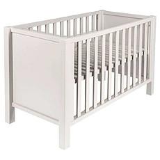 Achat Lit bébé Lit Bébé Joy Blanc - 60 x 120 cm