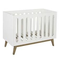 Achat Lit bébé Lit Trendy Convertible 120 x 60 cm - Blanc