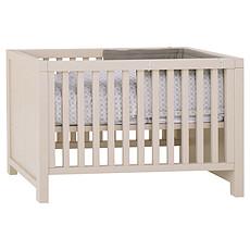 Achat Lit bébé Lit Bébé Quarré 120x60 cm - Grisato