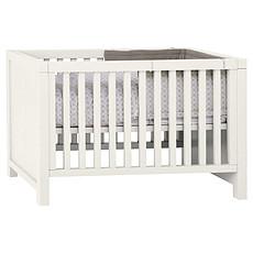 Achat Lit bébé Lit Bébé Quarré 120x60 cm - Blanc