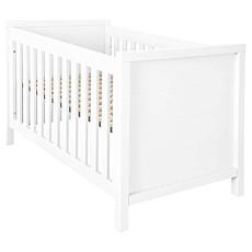 Achat Lit bébé Lit Bébé Stripes 120x60 cm  - Blanc
