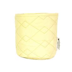 Achat Rangement Panier Samba Pure Line L - Jaune d'Or
