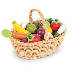 Achat Mes premiers jouets Panier de 24 Fruits et Légumes