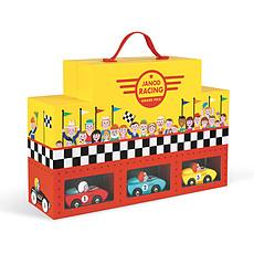 Achat Mes premiers jouets Mallette Grand Prix Story