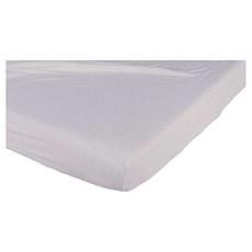 Achat Linge de lit Drap Housse en Coton 60x120 cm - Gris