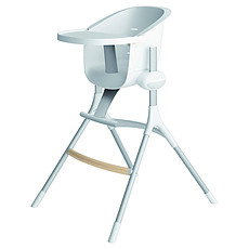 Achat Chaise haute Chaise-Haute Up&Down - Gris/Blanc