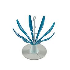 Achat Sèche biberon Egoutte-Biberons Pliable Flower Bleu