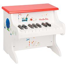 """Achat Mes premiers jouets Piano """"Les Zig et Zag"""""""