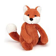 Achat Peluche Peluche Bashful Fox Cub