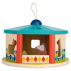 Achat Mes premiers jouets Boite à formes Maison Les Zig et Zag