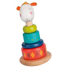 """Achat Mes premiers jouets Mouton Empilable Culbuto """"Les Zig et Zag"""""""
