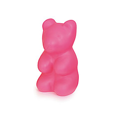 Achat Tirelire Tirelire Jelly Ours - rose
