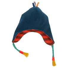 """Achat Chapeau & Bonnet Bonnet Bleu 6/12 mois """"Les Zig et Zag"""""""