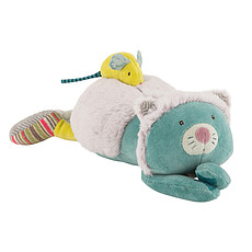Achat Peluche Peluche Musicale Chat Les Pachats