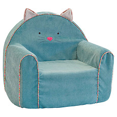 "Achat Fauteuil Chauffeuse ""Les Pachats"""