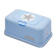 Achat Produits de soin Boîte Lingettes Bleu Etoile Grise