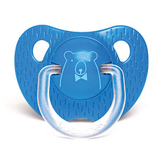 Achat Sucette Meaningful Life - Sucette Physio Ours +18 mois - Bleu foncé