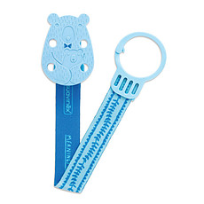 Achat Succion Attache-Sucette Ours Ruban Meaningful Life - Bleu