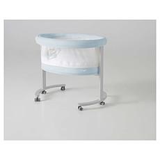 Achat Lit bébé Berceau Smart Fresh - Aluminium/Bleu Motif Ourson