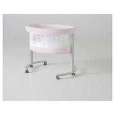 Achat Lit bébé Berceau Smart Fresh - Aluminium/Rose Motif Ourson