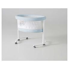 Achat Lit bébé Berceau Smart Fresh - Blanc/Bleu motif Ourson