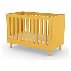 Achat Lit bébé Lit Bébé PLAY 120 x 60 cm - Jaune