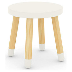 Achat Table & Chaise Tabouret PLAY 30 cm - Blanc