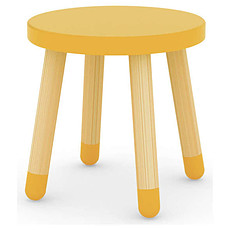 Achat Table & Chaise Tabouret PLAY 30 cm - Jaune