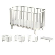 Achat Lit bébé Lit Bébé Flexa BABY 140 x 70 cm - Blanc